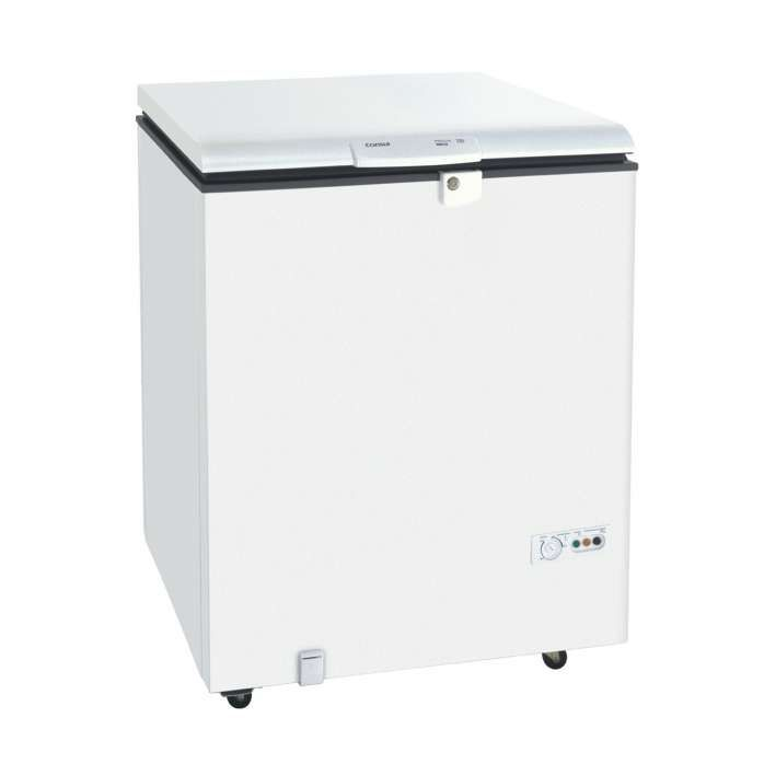 Freezer horizontal branco CHA31