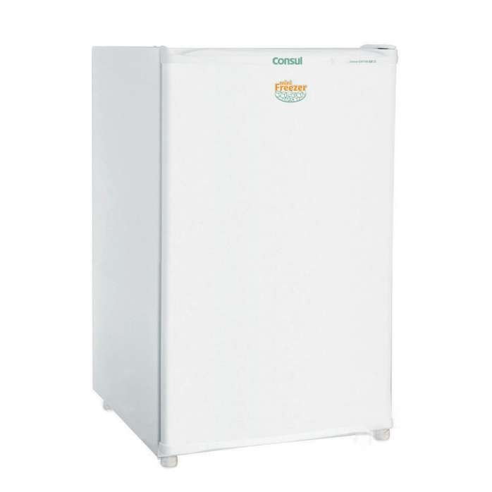 Mini freezer branco CVT10