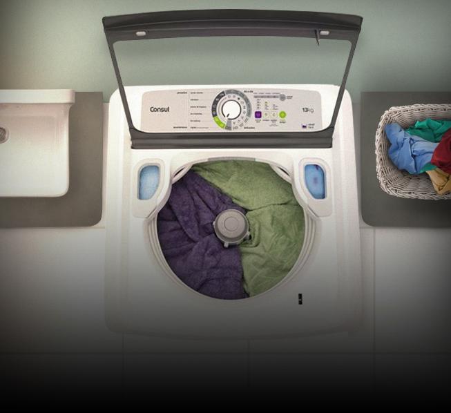 14bdb7ade Como lavar roupa na máquina de lavar